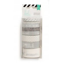 Washi tape  silver