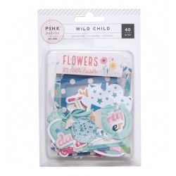 Die cuts Wild Child Girl