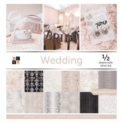 Wedding Stack Premium 12x12""